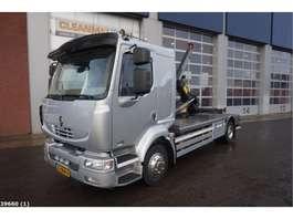 containersysteem vrachtwagen Renault MIDLUM 220 2012