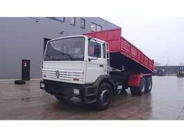 kipper vrachtwagen Renault G 300 Manager (GRAND PONT / SUSPENSION LAMES / 6 CULASSE) 1993