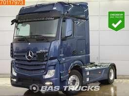 gevaarlijke stoffen trekker Mercedes Benz Actros 1845 LS 4X2 Retarder Standklima ADR ACC BigSpace Euro 6 2014
