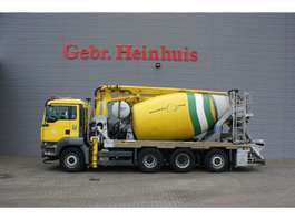 betonmixer vrachtwagen MAN TGA 35.400 8x4 Schwing 24 M Pump + 7 Kub Stetter Mixer! 2008