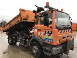 kipper vrachtwagen Renault M180 **FRANCAIS-FRENCH** 2000