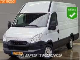 gesloten bestelwagen Iveco Daily 35S15 2.3 150PK Airco Camera 3500kg trekhaak L3H2 12m3 A/C Towbar 2014