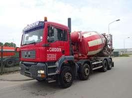 betonmixer vrachtwagen MAN TGA 41.410 8 X 4 !! MANUAL GEARBOX !! 2005