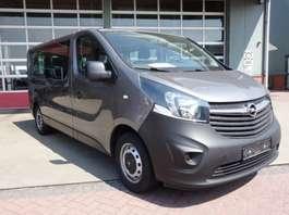 minivan - personenbus Opel Vivaro Combi CDTI  L2H1 ecoFLEX Airco/Navi 8/9  Persoons 2015