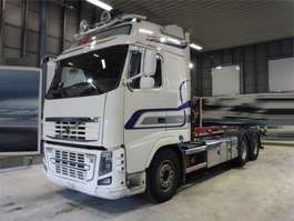 containersysteem vrachtwagen Volvo FH750 - SOON EXPECTED - 6X2 HOOK RETARDER HUB REDUCTION EURO 5 2012
