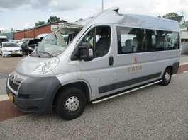minivan - personenbus Citroen JUMPER 2.2 HDI 96KW MAXI L3H2  KLIMA  8 PERSOONS 2014