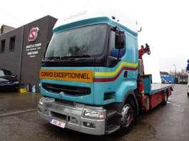 platform vrachtwagen Renault Premium 340 fassi 1997