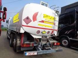 Opbouw vrachtwagen onderdeel Occ Tankwagen opbouw 20.300ltr 2002