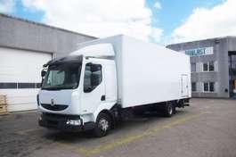 bakwagen vrachtwagen Renault Midlum 220 DXI 2019
