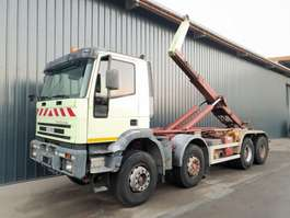 containersysteem vrachtwagen Iveco 340E44 2003