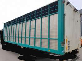 Laadbak vrachtwagen onderdeel VM Laadbak veevervoer * caisse bétaillère * Livestock box ###NEWNEWNEW### 2015