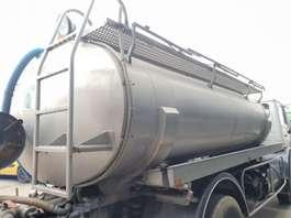 Overig vrachtwagen onderdeel Inox Tank 12000 liter