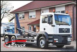 containersysteem vrachtwagen MAN TGA 26.480 BB 6x4, analoger Tacho, HU 11/2020 2006