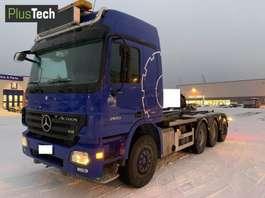 containersysteem vrachtwagen Mercedes Benz Actros 2655 2009