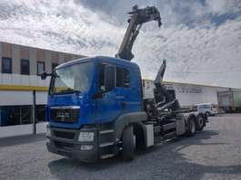 containersysteem vrachtwagen MAN TGS 26.320 6x2 2011