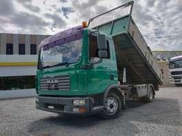 kipper vrachtwagen MAN TGL 7.150 Kipper euro4 2006