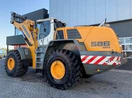 wiellader Liebherr L 586 2plus2 2011