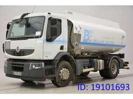 tankwagen vrachtwagen Renault Premium 280 DXi 2007