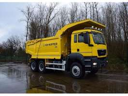 kipper vrachtwagen MAN TGS 40.480 BB-WW 6x6 TIPPER TRUCK MINING - ROCK BODY WITH ALLISO 2019