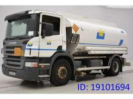 tankwagen vrachtwagen Scania P230 2005