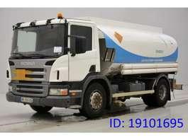 tankwagen vrachtwagen Scania P380 2006