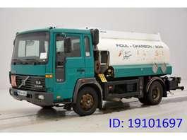 tankwagen vrachtwagen Volvo FL6.11 1998