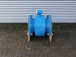 waterpomp machine Endres + Hanser Flowmeter DN500 2014