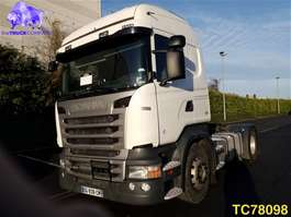 gevaarlijke stoffen trekker Scania R 490 Euro 6 RETARDER 2014