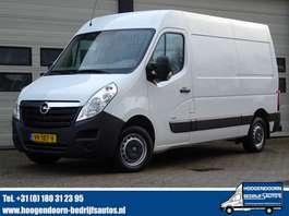 gesloten bestelwagen Opel Movano 2.3 CDTI 111pk L2H2 Lang - 3 Zits - Rijklaar 2015