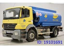 tankwagen vrachtwagen Mercedes Benz Axor 1823 2005