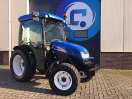 compact trekker New Holland Tractor T3030 4WD Achterhef-Hydraulic-Cabine  1425 Hour!! 2012
