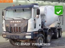 betonmixer vrachtwagen Iveco Astra HD8 8442 8X4 12m3 Manual Big-Axle Steelsuspension Euro 3 2008