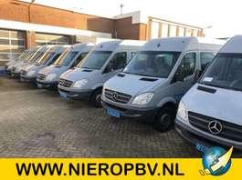 minivan - personenbus Mercedes Benz SPRINTER 9 persoons l2h2 9x op voorraad vanaf 6500ex btw 2008