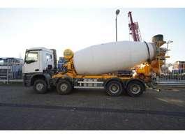 betonmixer vrachtwagen Mercedes Benz AROCS 4142 8X4 12 M3 MIXER EURO 6 81.200KM 2017