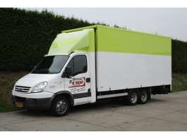 be trekker bedrijfswagen Iveco 50C14/T CNG 2008