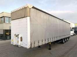 mega-volume oplegger Schmitz Cargobull SCS 24/L-13 / MEGA / EDSCHA / Hudbach 2010