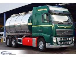 tankwagen vrachtwagen Volvo FH 420, 17000 Liter, Inox - Edelstahl, 6x2, Truckcenter Apeldoorn 2011