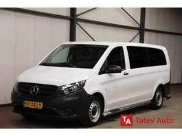 minivan - personenbus Mercedes Benz Vito Tourer KOMBI 9 PERSOONS BPM Vrij Extra Lang EX BTW 2016