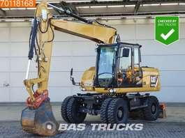 wielgraafmachine Caterpillar M313D From first German owner 2012