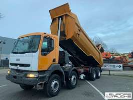 kipper vrachtwagen Renault Kerax 400 Full Steel - Mech pump - Airco - Manual 1999