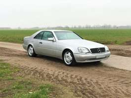 coupé wagen Mercedes Benz CL-Klasse cl 500 1996