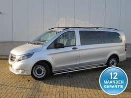 minivan - personenbus Mercedes Benz Vito Tourer 116 CDI 164 PK XL (9 persoons) TAXI klaar ! | Automaat, Crui... 2017