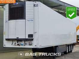 koel-vries oplegger Schmitz Cargobull Carrier Vector 1350 APK 6-2020 Blumenbreit Palettenkasten 2016