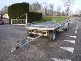 platte aanhanger vrachtwagen ZIE BIJZONDERHEDEN GS 3500 MK 1999