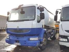 tankwagen vrachtwagen Renault MIDLUM 220 GAS / LPG 2008