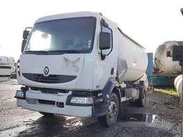 tankwagen vrachtwagen Renault MIDLUM 220 GAS / LPG 2006