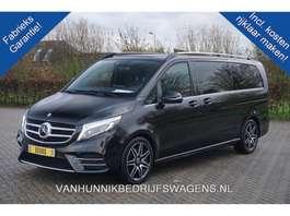 gesloten bestelwagen Mercedes Benz V-klasse V250d XL Avantgarde AMG Edition Dubbel Cabine Comand 360cam The... 2019