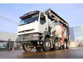betonmixer vrachtwagen Renault KERAX 420 DCI+ LIEBHERR + TAPIS 2006