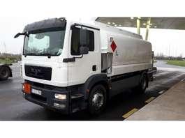 tankwagen vrachtwagen MAN TGA 2011