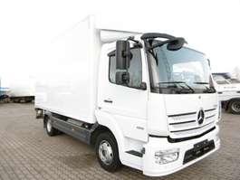 bakwagen bedrijfswagen Mercedes Benz ATEGO 816 KOFFER 5,06m LBW 1,5 T KLIMA EURO 6